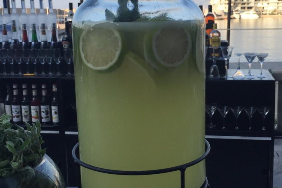 Dispenser Mobile Bar setup