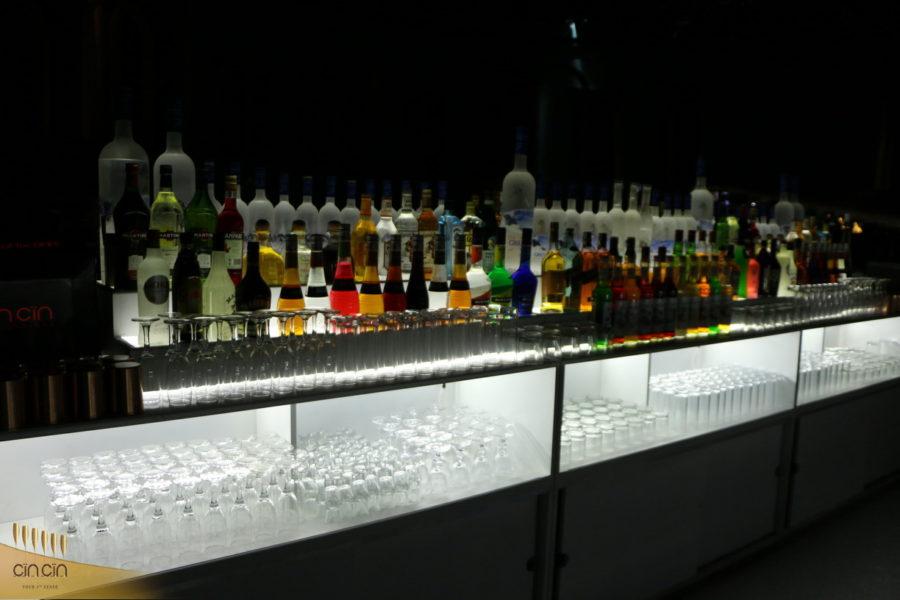 Cin Cin Mobile bar service
