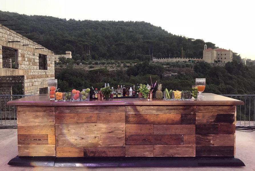 Crate bar rental