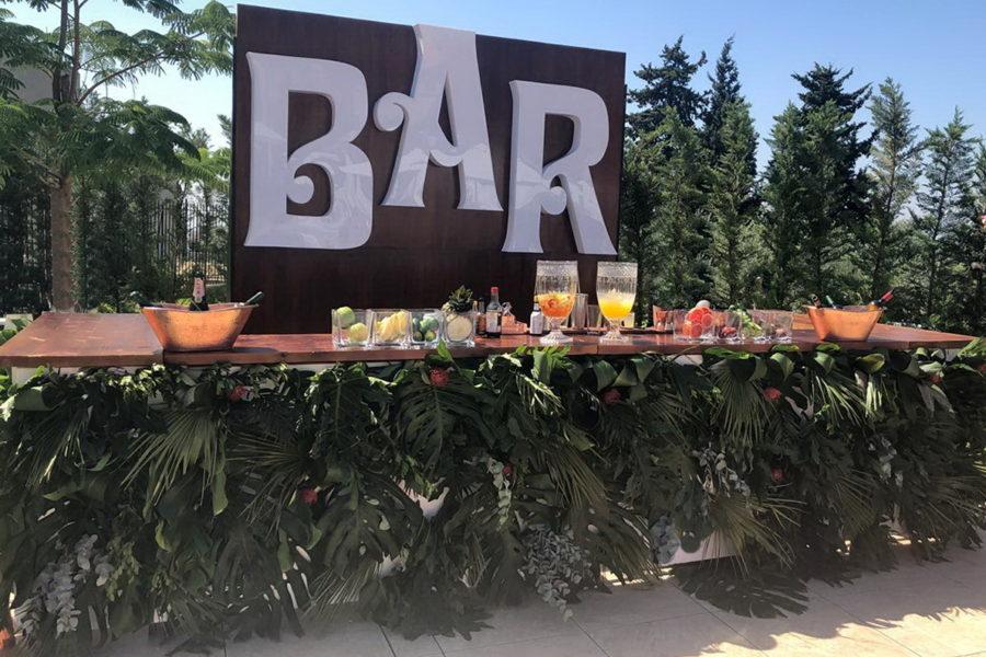 Tropical Bar rantal